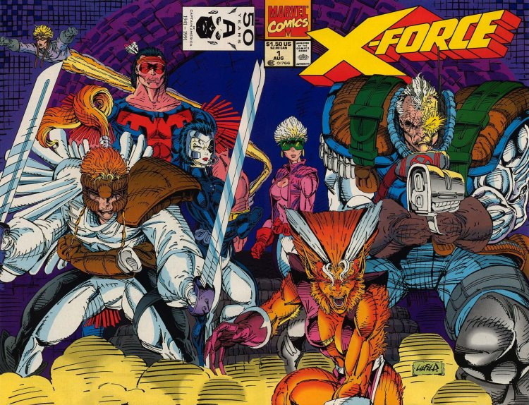 x-force-comic